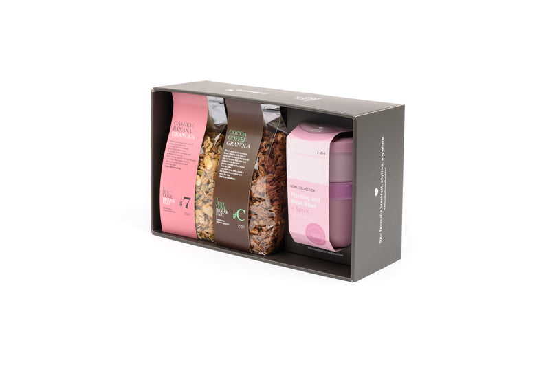 coffret cadeau Amuse x I Just Love Breakfast