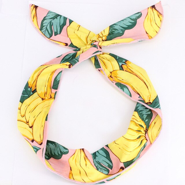 TROPICAL BANDANA®