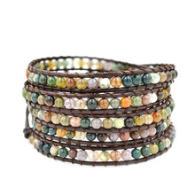 Load image into Gallery viewer, Bohemia Chakra Stone Bracelet