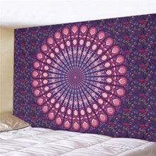 Load image into Gallery viewer, Mandala Polyester 180*230cm Tapestry