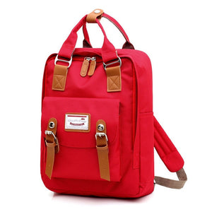 Women's Waterproof Oxford Travel Backpack