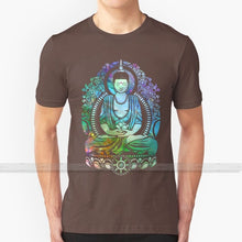 Load image into Gallery viewer, Gautama Buddha Galaxy T-shirt