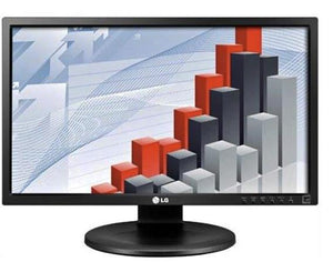 LG 24-Inch 1080p 1 Watt x 2 Stereo Speakers LCD Monitor