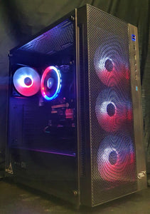 Gaming PC / Intel i7 4790 @ 3.40Ghz to 4.0Ghz