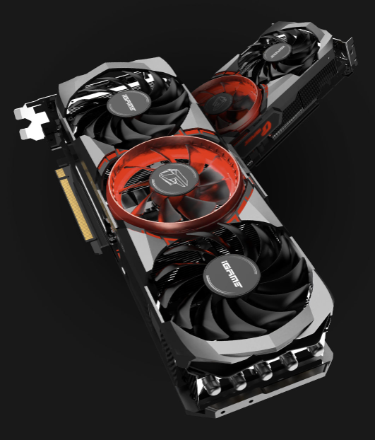 iGame GeForce RTX 3080 Advanced OC 10G-V