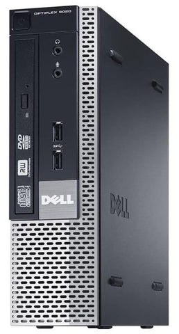 Dell Ultra Small Form Factor Dell 9020 i5 4570 / 8GB RAM / 120GB SSD