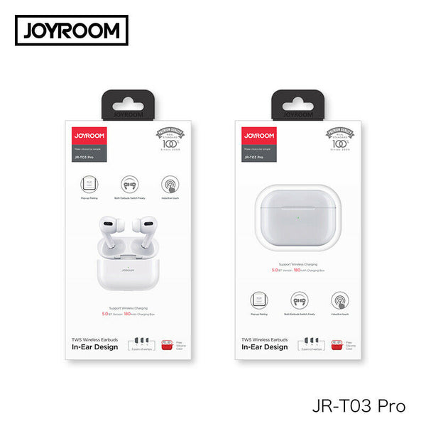 JoyRoom JR-T03 Pro (White)