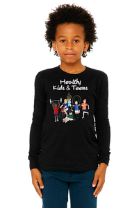 Youth Long Sleeve T-Shirt!