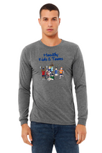 Load image into Gallery viewer, Adult Long Sleeve T-Shirt!