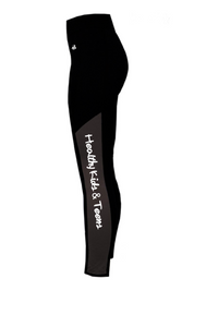 Women's 2 Tone Leggings