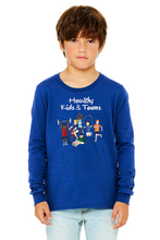 Load image into Gallery viewer, Youth Long Sleeve T-Shirt!