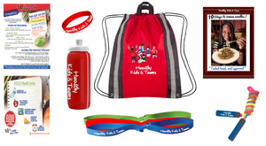 Healthy Kids-n-Teens Backpack Kit
