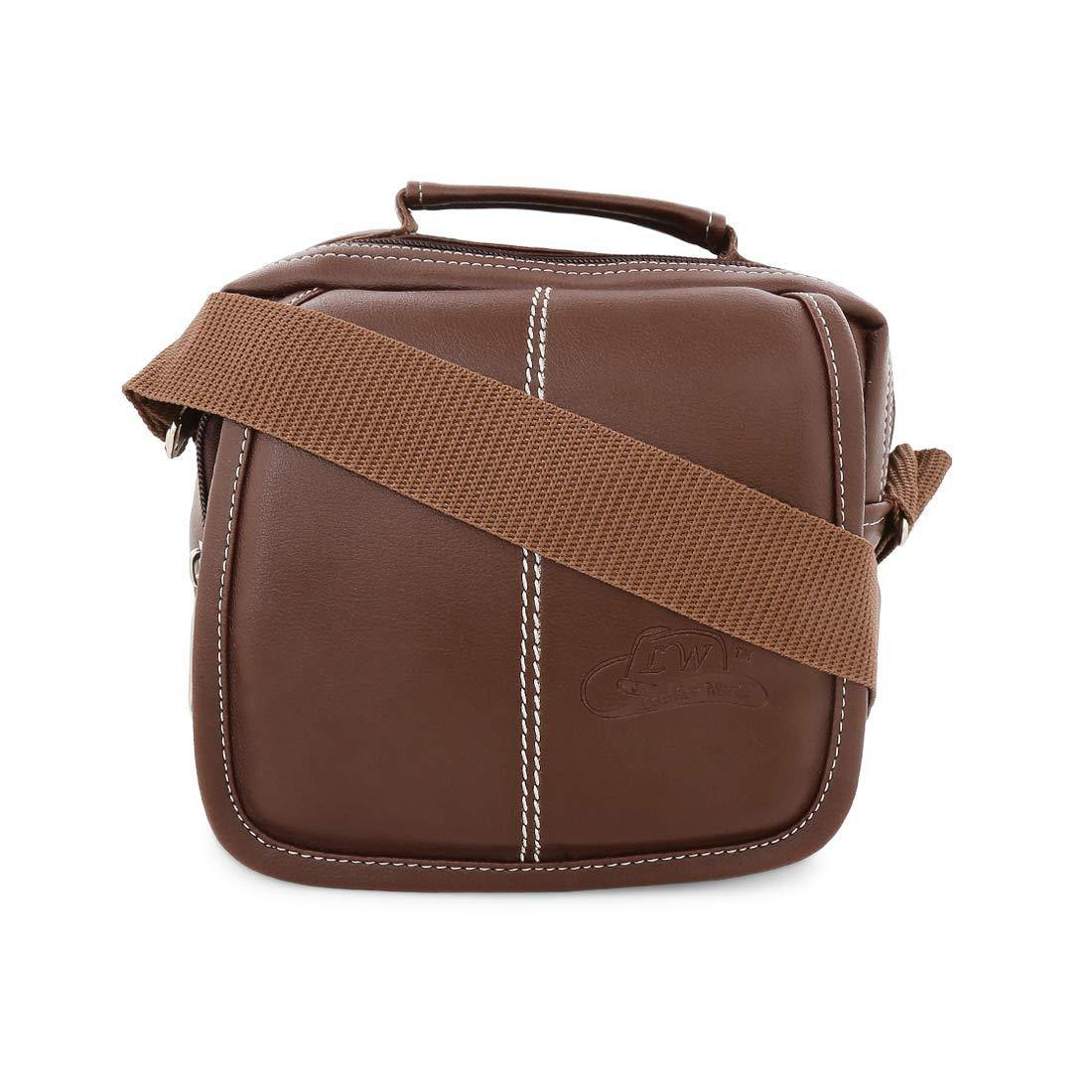 Leather World Unisex Travel Organizer Pouch