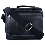 Load image into Gallery viewer, Leather World Unisex Leatherette Sling Bag