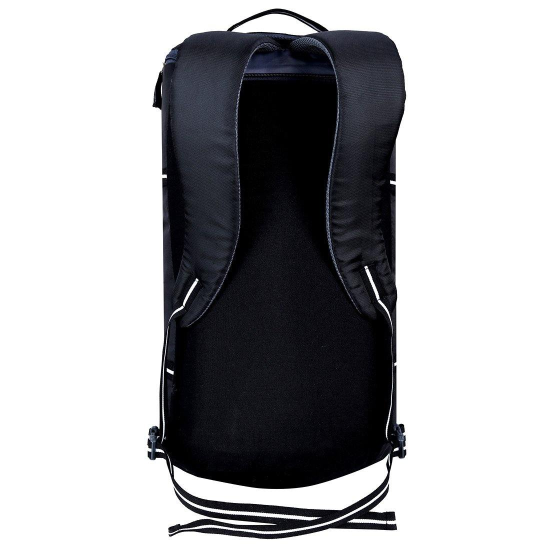 2 in 1 Rucksack/Duffel Bag with Shoe Pocket