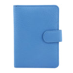Load image into Gallery viewer, Genuine Gritty Leather Sky Blue Unisex Multi-Purpose Holder