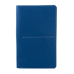 Load image into Gallery viewer, Genuine Grainy Leather Navy Blue Compact Multi-purpose For Unisex
