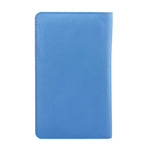 Load image into Gallery viewer, Genuine Grained Leather Sky Blue Unisex Multi-Purpose Holder