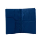 Load image into Gallery viewer, Genuine Grained Leather Unisex Dark Blue Multi-purpose Holder