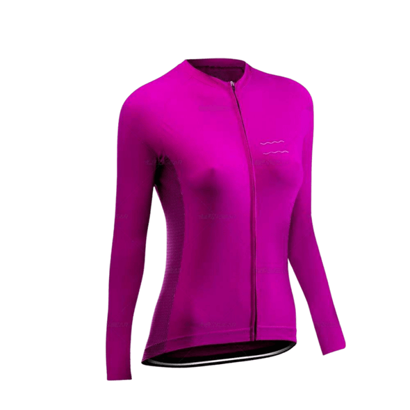 Rosa Thermal Jersey