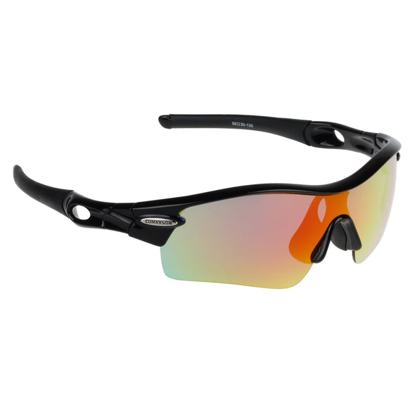 Eerik Cycling Sunglasses - Black