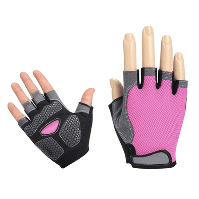 Gerda Half Finger Gloves
