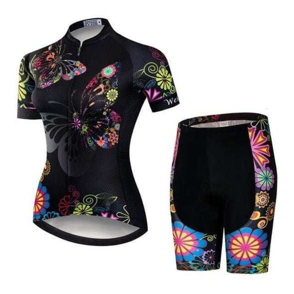 Karolina Cycling Jersey Set