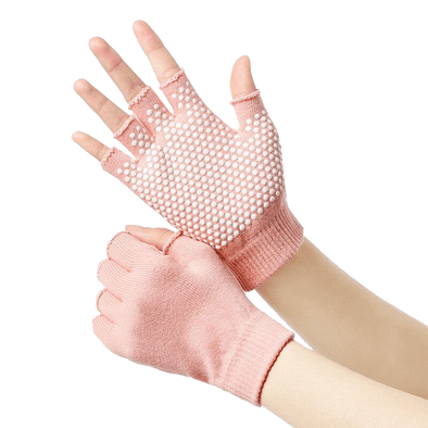 Ingeborg Half Finger Gloves