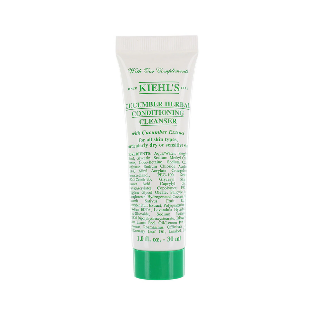 Kiehl's Cucumber Herbal Conditioning Cleanser