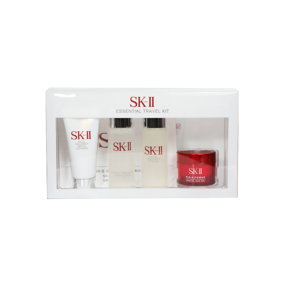 SK-II Essential Travel Kit (4 món)