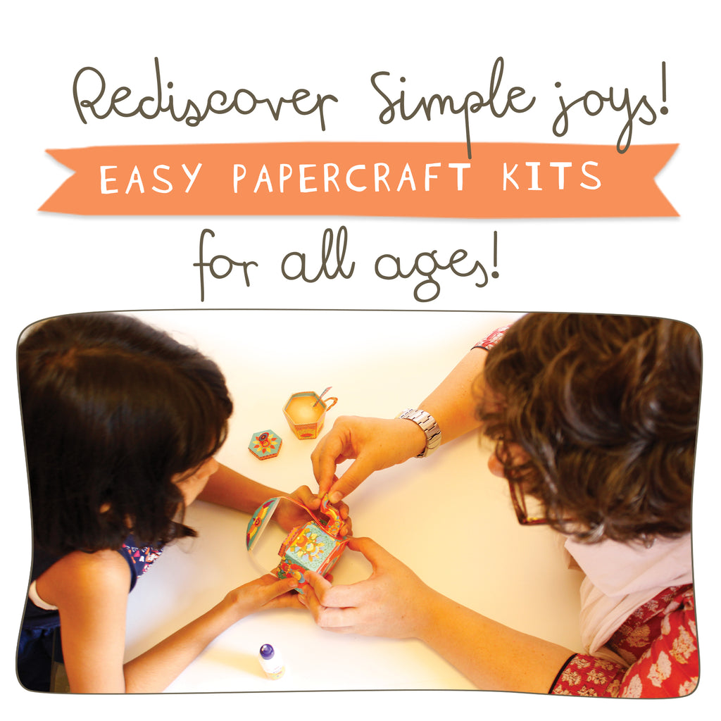 diy paper craft kits for all ages