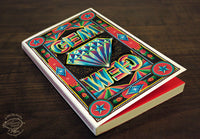 GEM Match Book Notebook