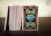 Match Books - Set of 6 designs - SERIES 3