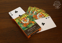 TIGER Playing Cards: Bridge Size