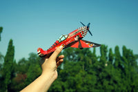 Candy Bomber Airplane - DIY Paper Craft Kit