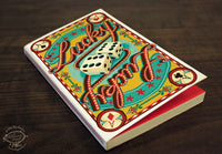 LUCKY Match Book Notebook