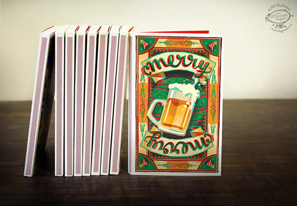MERRY Match Book Notebook