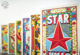 STAR Match Book Notebook