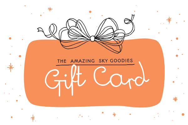 Sky Goodies Gift Card