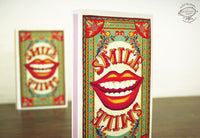SMILE Match Book Notebook