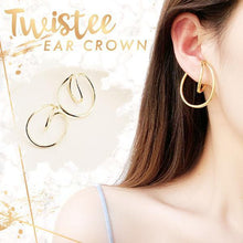 Load image into Gallery viewer, Twistee Ear Crown