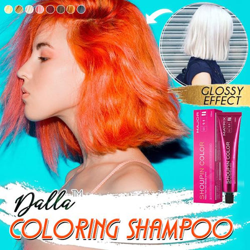 🔥🔥 50% OFF TODAY ONLY 🔥🔥 Dalla™ Coloring Shampoo