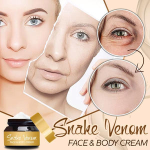 Snake Venom Face & Body Cream