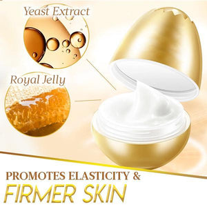 Golden Egg Wrinkle Peel-Off Mask