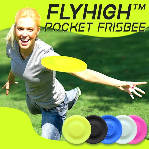 FlyHigh™ Pocket Frisbee