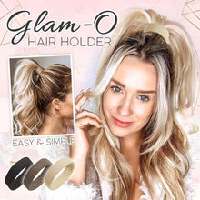 Load image into Gallery viewer, Glam O Hair Holder