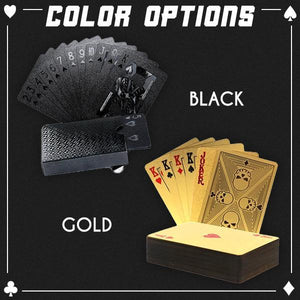 Dark-Illuminated Diamond Playing Cards