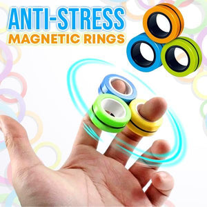 Anti-Stress Magnetic Rings (Set of 3)