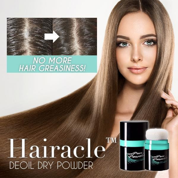 Hairacle™ Deoil Dry Powder