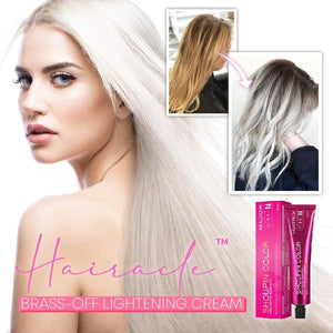 Hairacle™ Brass-Off Lightening Cream